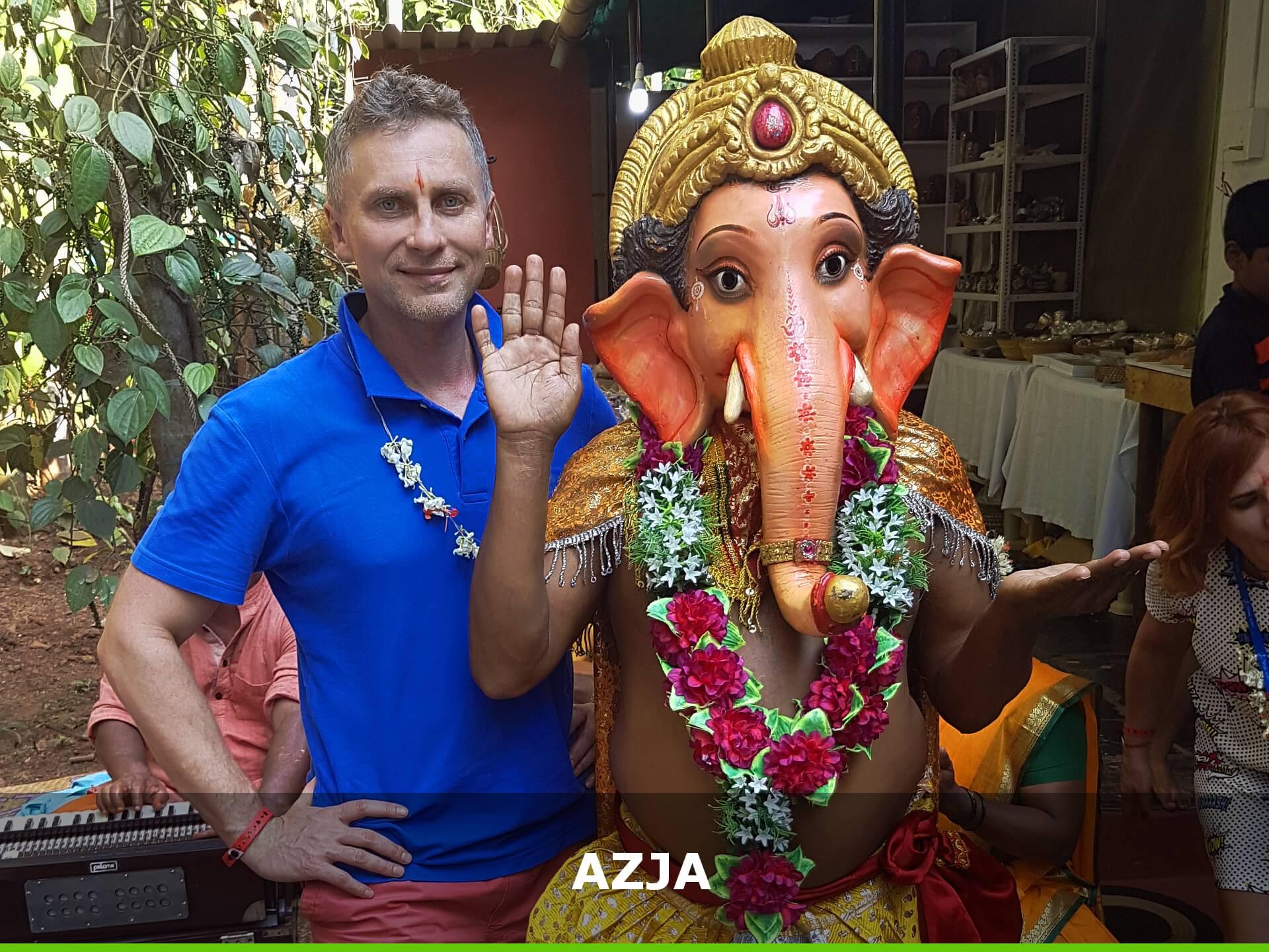 Bóg-Ganesa-Indie