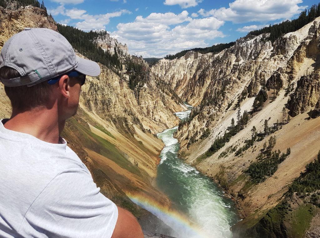 Pilotowanie wyjazdów USA, Park Narodowy Yellowstone