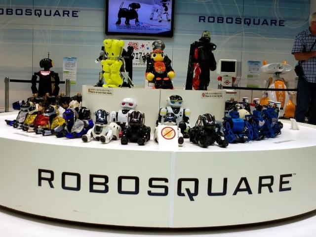 Wystawa robotów