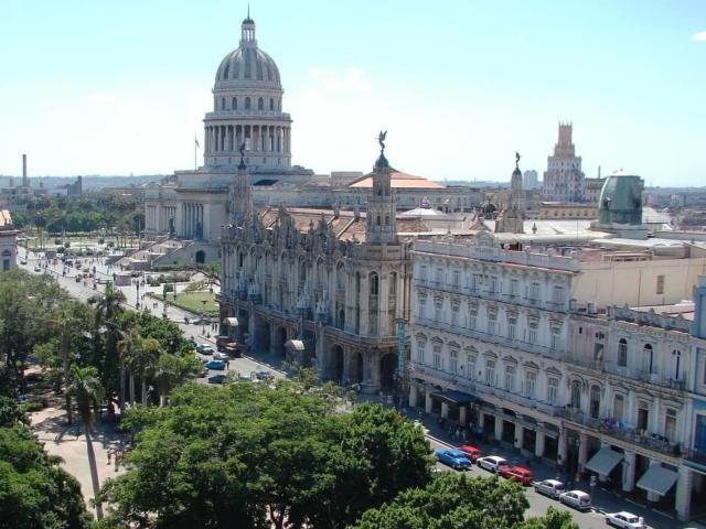 Kapitol w Hawanie
