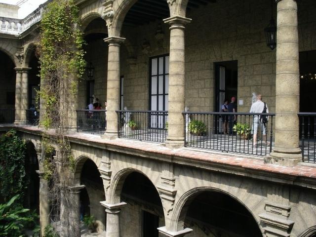 Pałac Kapitanii Generalnej w Hawanie
