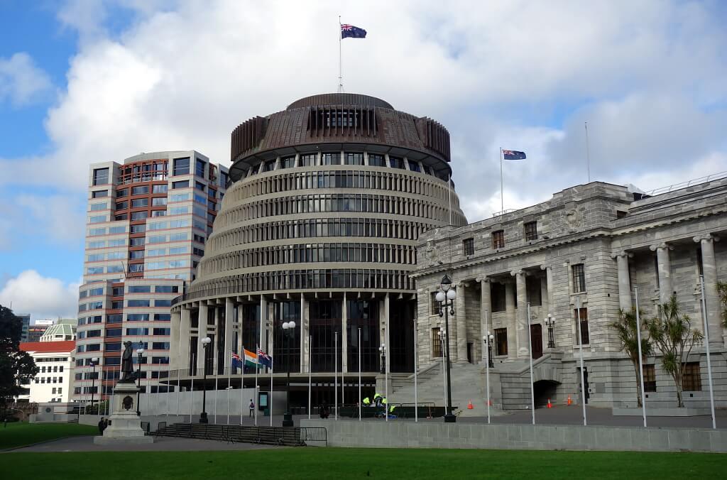 parlament w Wellington