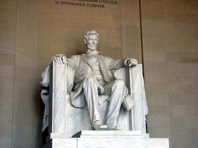 Pomnik Abrahama Lincolna w Waszyngtonie