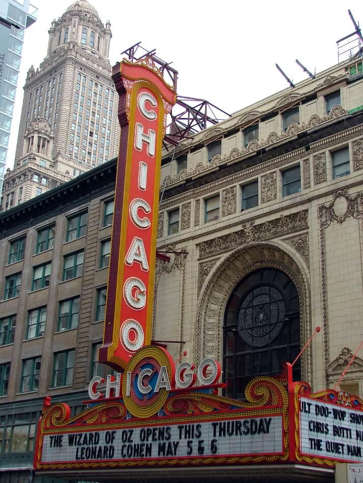 teatr w Chicago