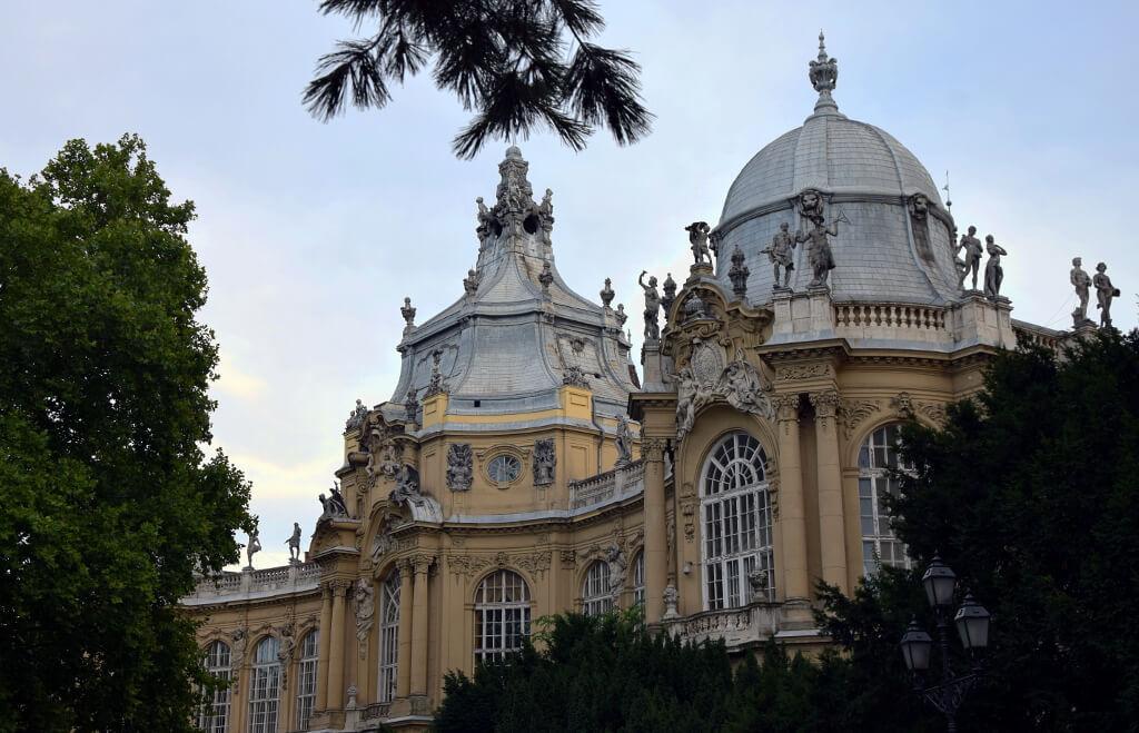 Budapeszt - Zamek Vajdahunyad