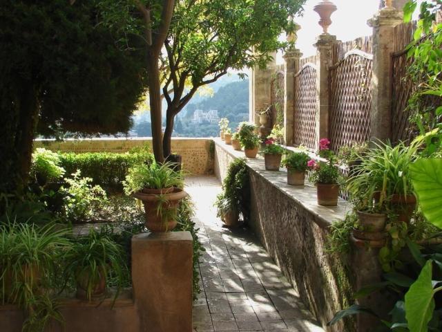 Ogród na Majorce